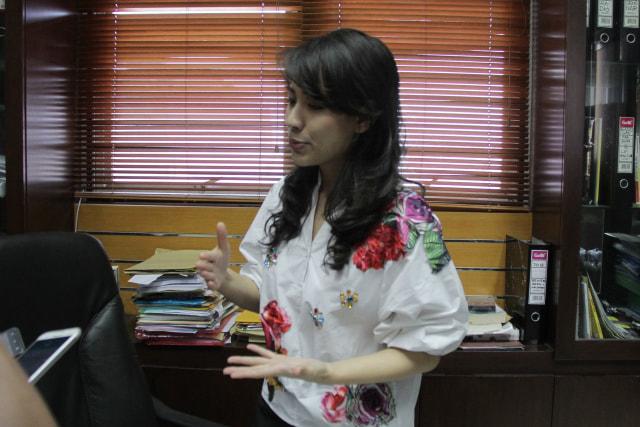 Foto: Melihat Risa Santoso Saat Bertugas sebagai Rektor di ITB Asia (440581)
