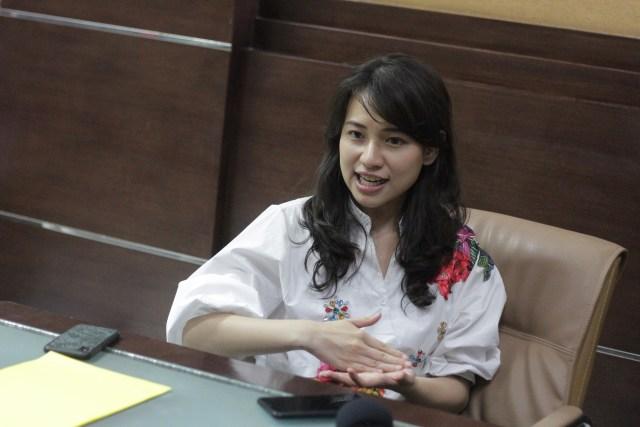 Foto: Melihat Risa Santoso Saat Bertugas sebagai Rektor di ITB Asia (440582)