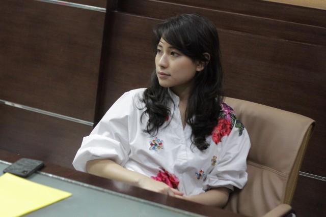 Foto: Melihat Risa Santoso Saat Bertugas sebagai Rektor di ITB Asia (440583)