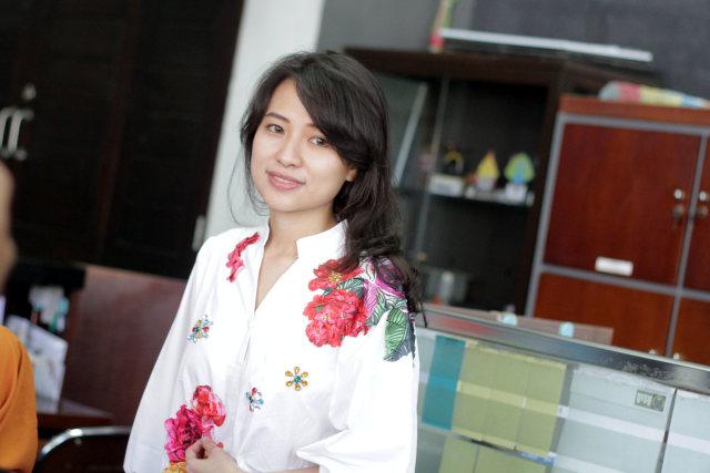Foto: Melihat Risa Santoso Saat Bertugas sebagai Rektor di ITB Asia (440584)