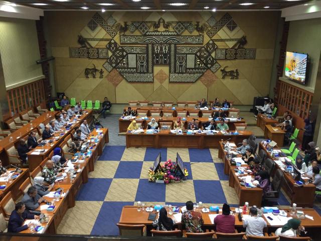 Komisi IX DPR, Rapat Dengar Pendapat Umum dengan Asosiasi Rumah Sakit