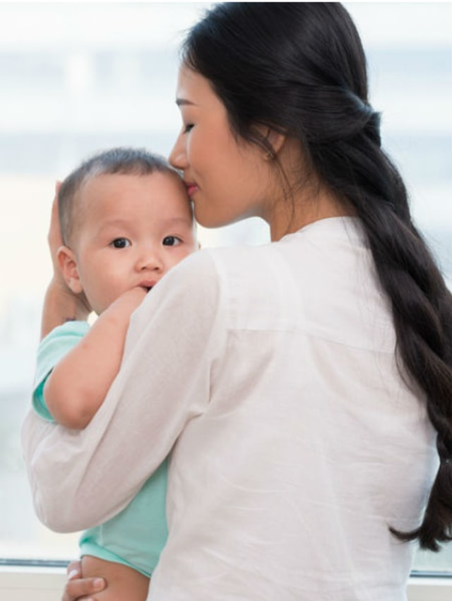 Bayi Tidak Bersendawa Setelah Menyusu, Apakah Berbahaya?  (118484)