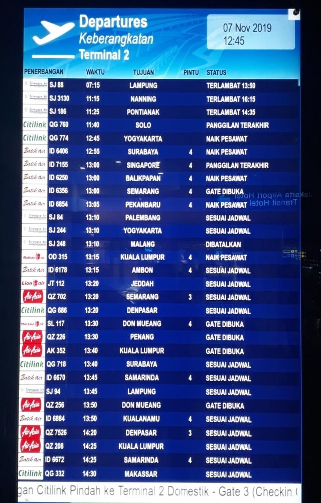 Sriwijaya Irit Bicara Atas Kacaunya Penerbangan Hari Ini  (200989)