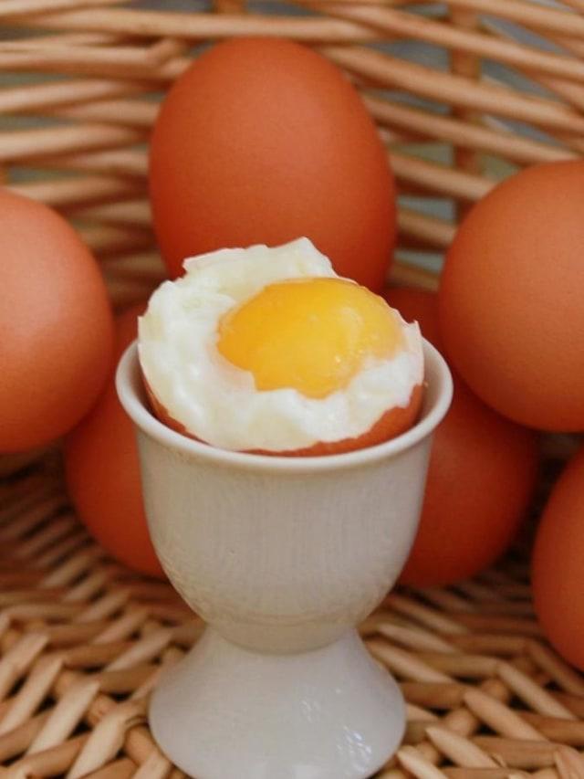 Efek Samping Makan Telur Rebus Setiap Hari Saat Diet, Begini Kata Ahli (97441)