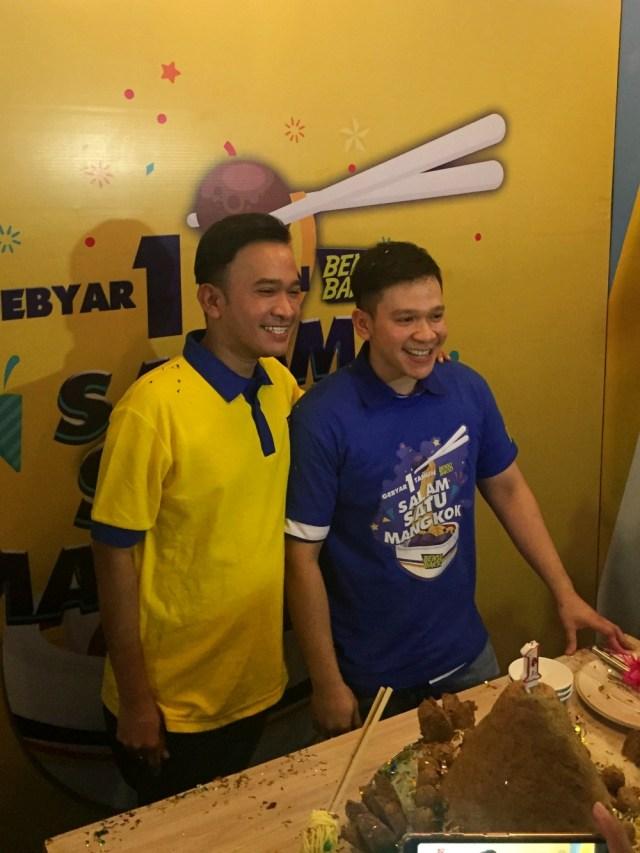 Sukses Bisnis Makanan, Ruben Onsu Belum Mau Setop dari Dunia Hiburan  (245868)