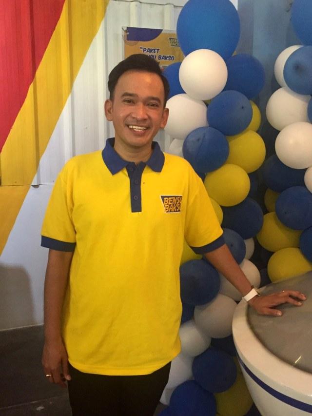 Sukses Bisnis Makanan, Ruben Onsu Belum Mau Setop dari Dunia Hiburan  (245866)