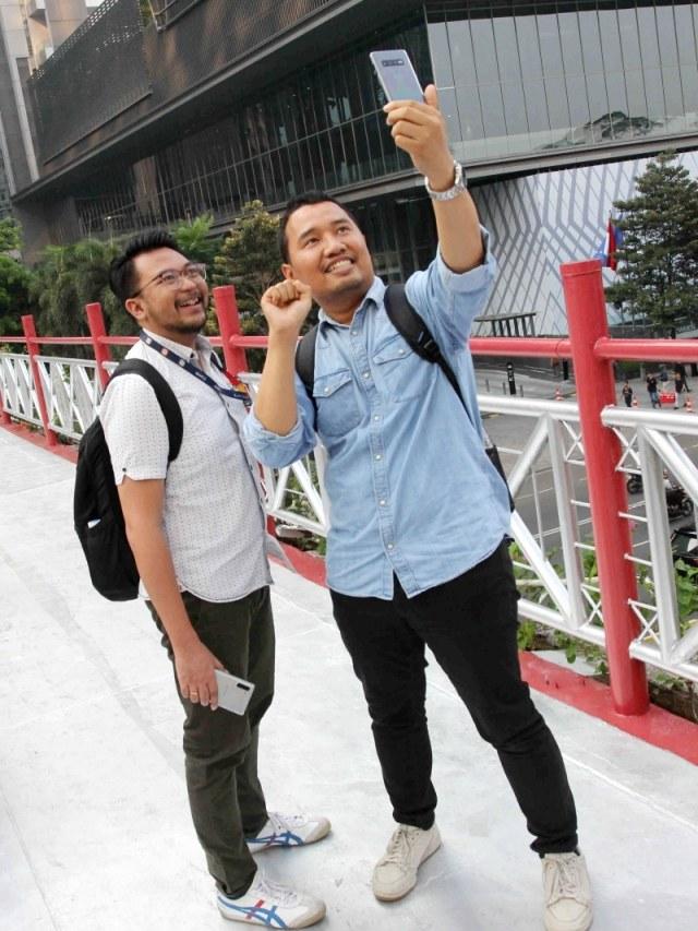 Rekomendasi Liburan Akhir Pekan: 5 Spot Instagramable Asyik di Jakarta (752710)