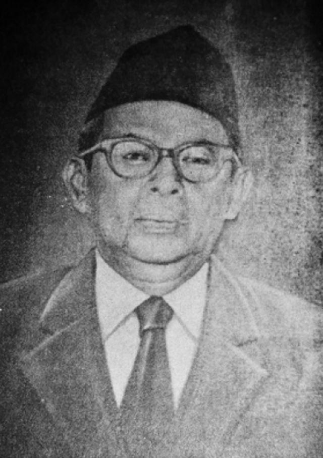 Abdul Kahar Muzakkir, POTRAIT