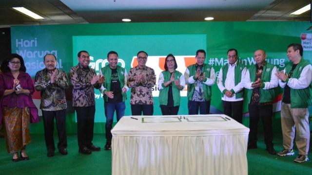 Peluncuran GrabKios, Grab Indonesia dan Perum Bulog