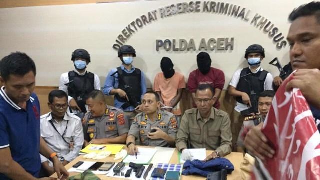 Polda Aceh, 'Bangsa Aceh Darussalam'