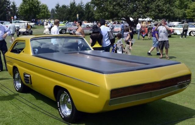 Mengenal Dodge Deora, Pikap Futuristik yang Lahir Tahun 1967 (32676)
