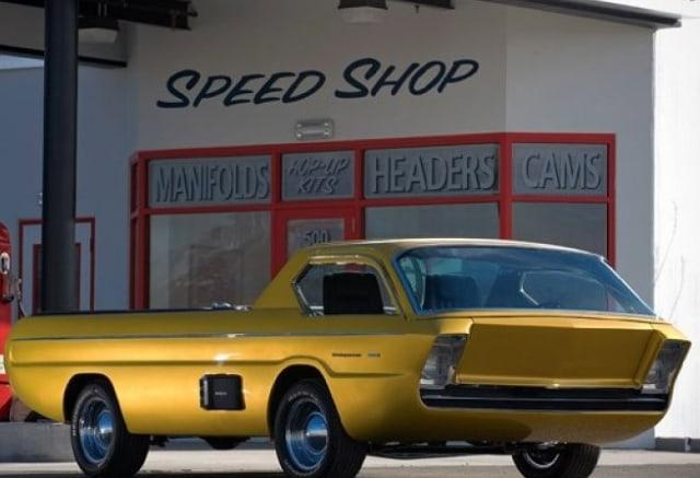 Mengenal Dodge Deora, Pikap Futuristik yang Lahir Tahun 1967 (32678)