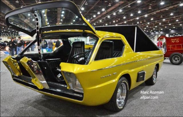 Mengenal Dodge Deora, Pikap Futuristik yang Lahir Tahun 1967 (32674)