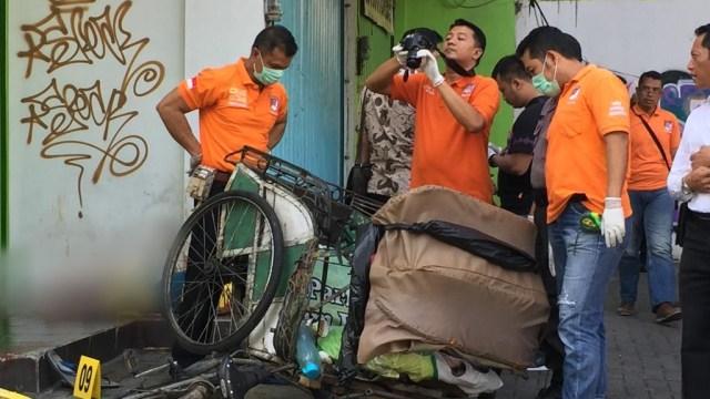 Tukang Becak Tewas, Semarang