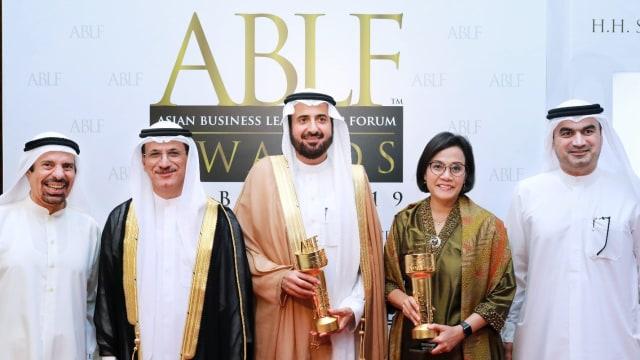 Menkeu Sri Mulyani, Statesperson Awards