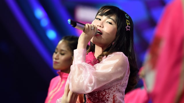 Penyanyi dangdut Via Vallen, Indonesia Dangdut Award