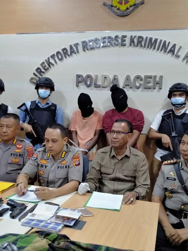 Yahdi 'Bangsa Aceh Darussalam', Sumpah tak Makan Nasi sebelum Merdeka (59031)