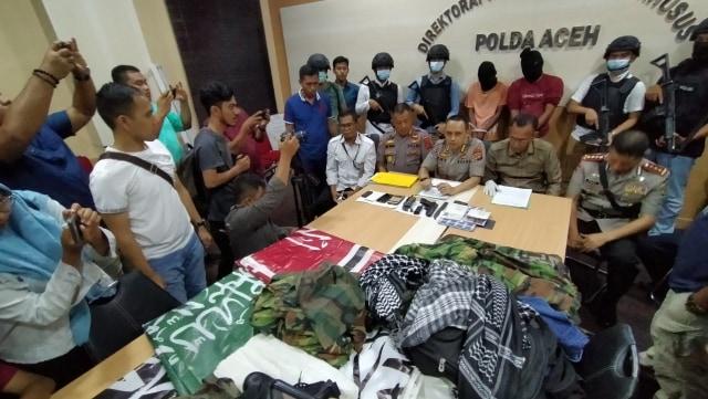 Yahdi 'Bangsa Aceh Darussalam', Sumpah tak Makan Nasi sebelum Merdeka (59032)