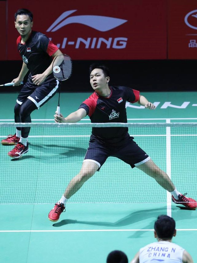 Fuzhou China Open 2019, Ahsan dan Hendra, POTRAIT