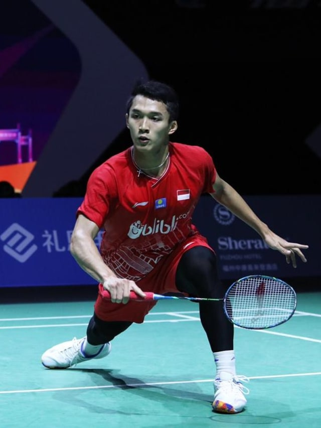 Fuzhou China Open 2019, Jonatan Christie, POTRAIT