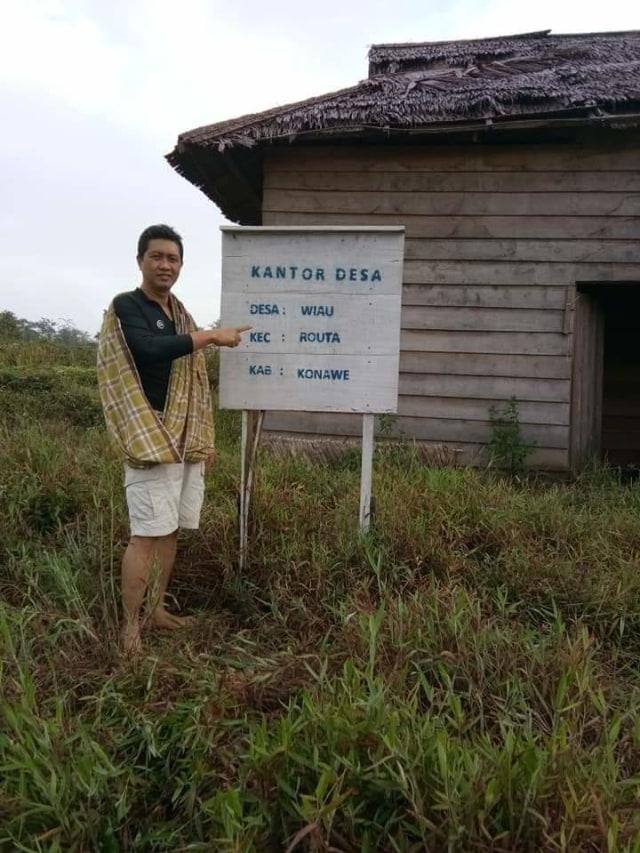 Berkunjung ke 'Desa Siluman' di Kecamatan Routa, Konawe (83146)