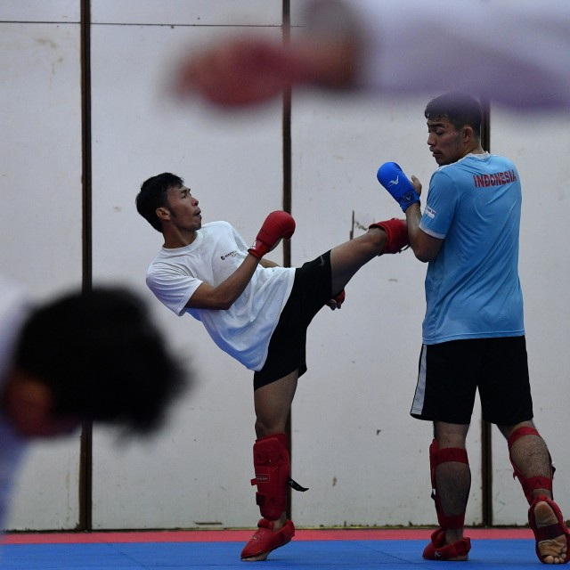 Atlet Muslim Indonesia dan Malaysia Disuguhi Babi di SEA Games 2019 (25278)
