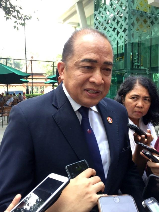 PTR, Duta Besar Kamboja untuk Indonesia Hor Nom Bora