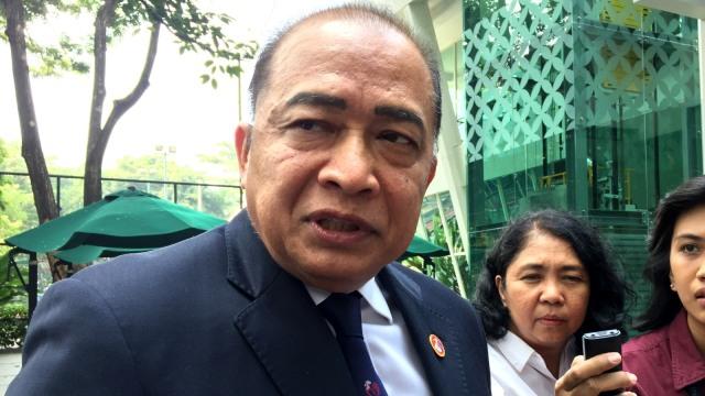 Duta Besar Kamboja untuk Indonesia Hor Nom Bora