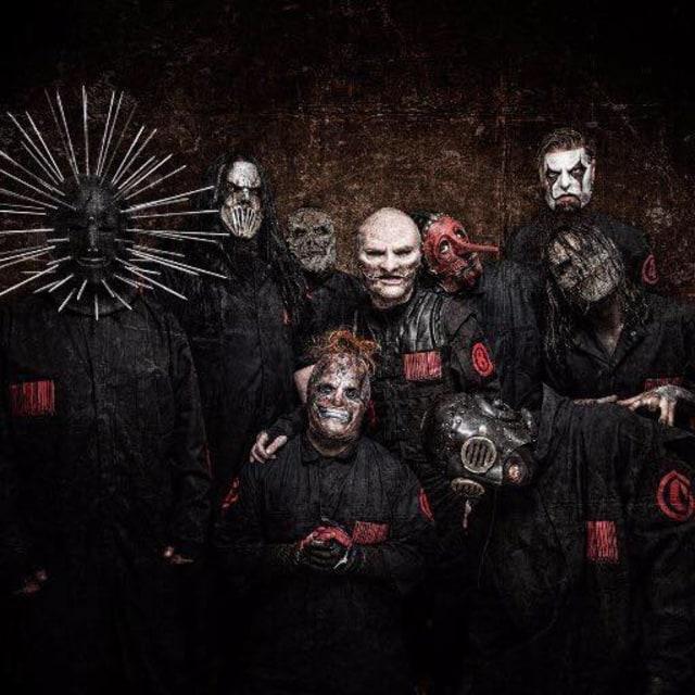 Slipknot di tahun 2016