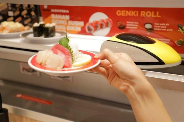 Restoran Sushi Ini Resmi Buka di Batam, Terapkan Layanan Contactless Dining (102232)