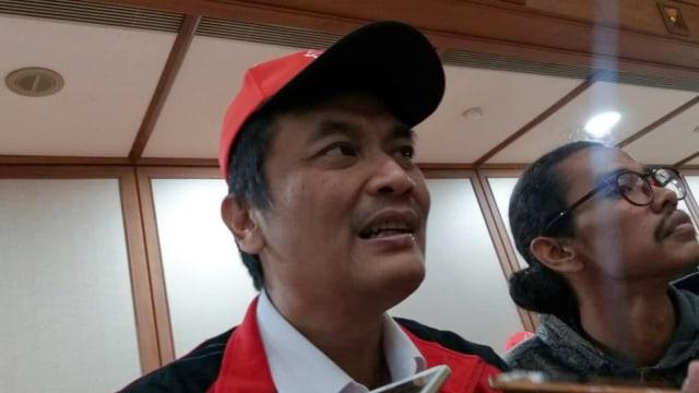 Kadispora DKI Jakarta Achmad Firdaus