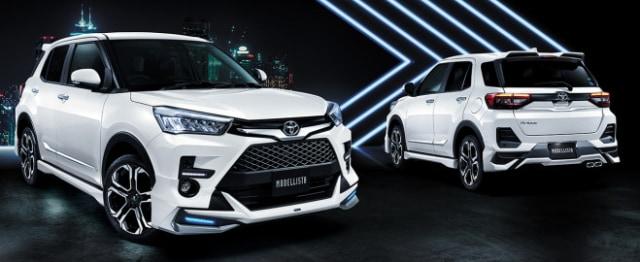 Paket Modifikasi untuk Toyota Raize