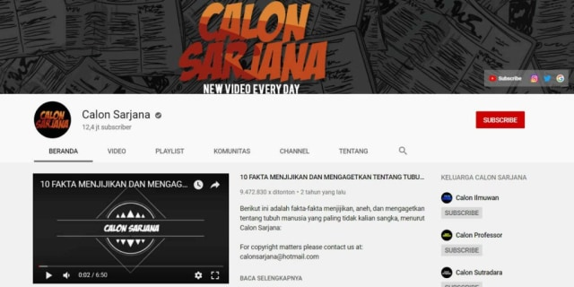 Calon Sarjana Minta Maaf dan Akui Curi Konten Milik YouTuber JT (163574)