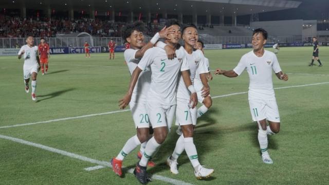Serangan Tepi Sayap, Kunci Timnas U-19 Raih Kemenangan Atas Hong Kong (4492)