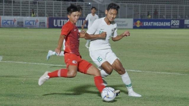 Salman Alfarid Legawa Tak Masuk TC Timnas U-19 (52768)