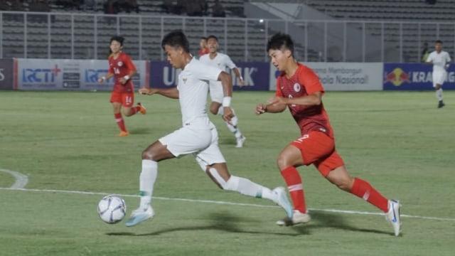 Foto: Aksi Timnas U-19 Bungkam Hong Kong (797927)