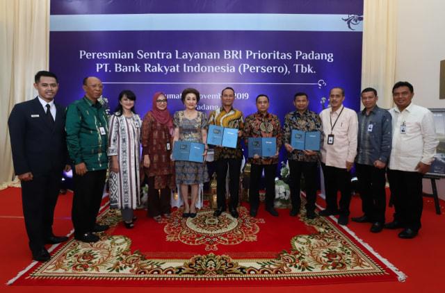 BRI Tambah Sentra Layanan Prioritas di Padang (158374)