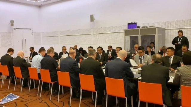 Temui Mendagri Australia, Mahfud Bahas Kerja Sama Atasi Terorisme  (2255)