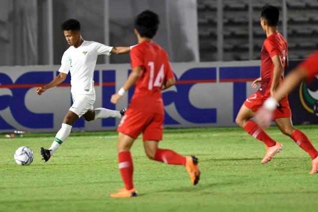Timnas U-19 Hantam Hong Kong Empat Gol Tanpa Balas (13466)