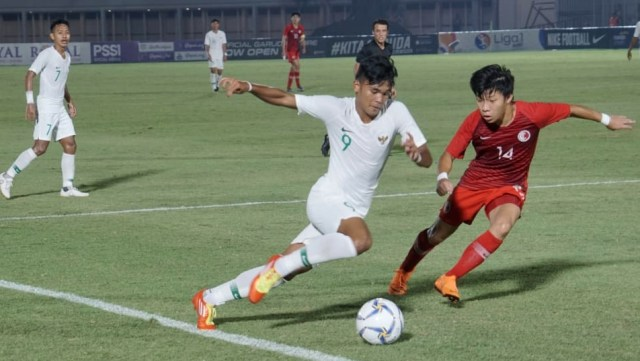 Foto: Aksi Timnas U-19 Bungkam Hong Kong (797932)