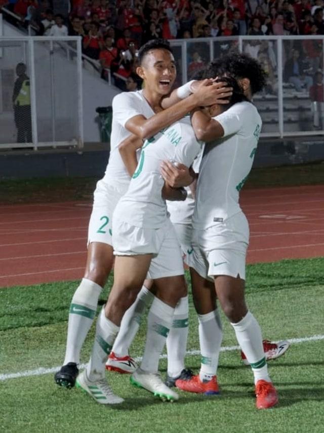 Timnas U-19 vs Korea Utara: Berharap Magi SUGBK (31025)