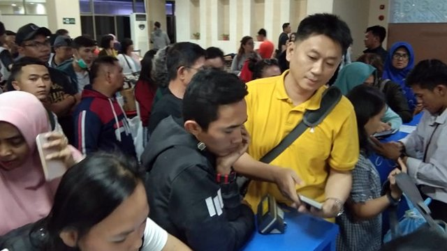 Sriwijaya Air Janjikan Penerbangan Rute Manado Akan Kembali Normal (786761)