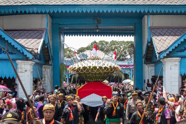 60 Orang Daftar Abdi Dalem Keraton Yogyakarta, Paling Muda Mahasiswa Semester 1 (113781)