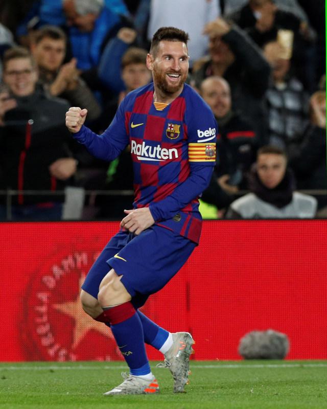 Lagi-lagi Messi Jadi Pusat Keributan di Lapangan (78471)