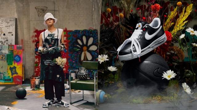 Kolaborasi G-Dragon dan Nike