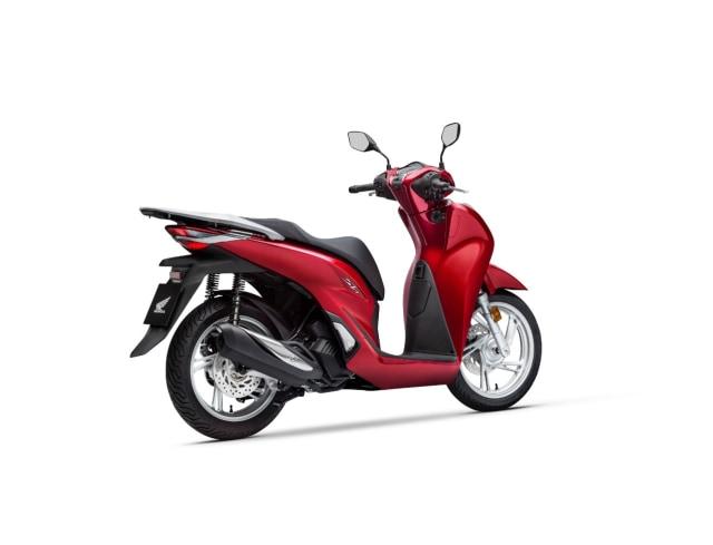 Otomotif, sepeda motor, Honda SH150i, motor baru