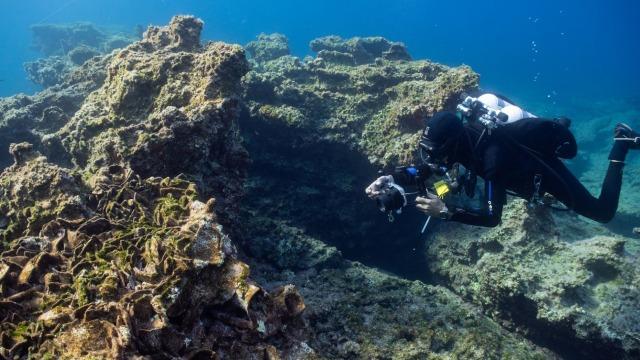 Arkeolog Temukan Bangkai Kapal Kuno di Lepas Pantai Yunani (237146)