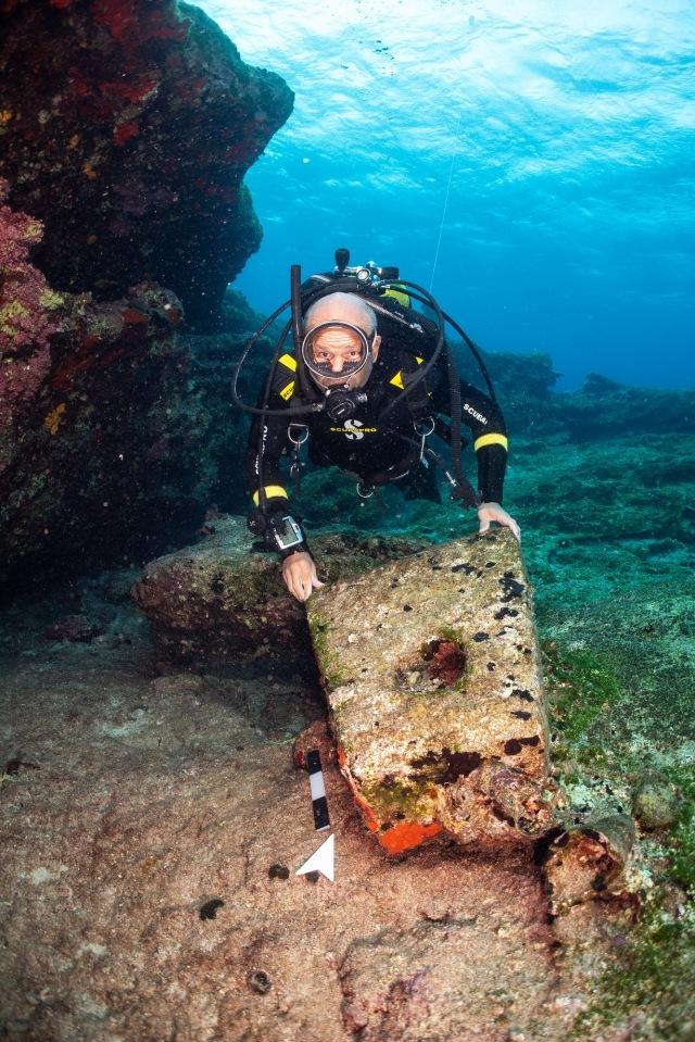 Arkeolog Temukan Bangkai Kapal Kuno di Lepas Pantai Yunani (237145)
