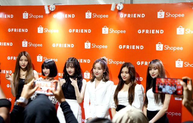 Girlband K-Pop GFriend