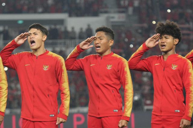 Indonesia vs Korea Utara, Kualifikasi Piala Asia U-19